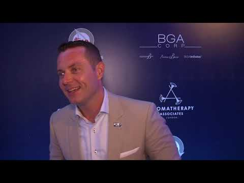 Mark Kirby, general manager, Armani Spa at Armani Hotel Dubai