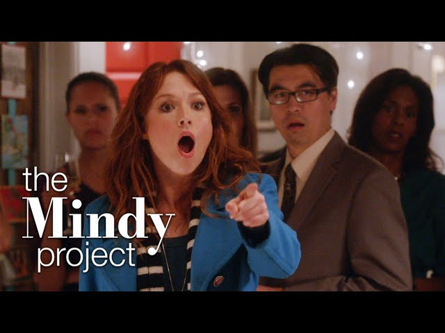 Mindy is The Other Woman - The Mindy Project