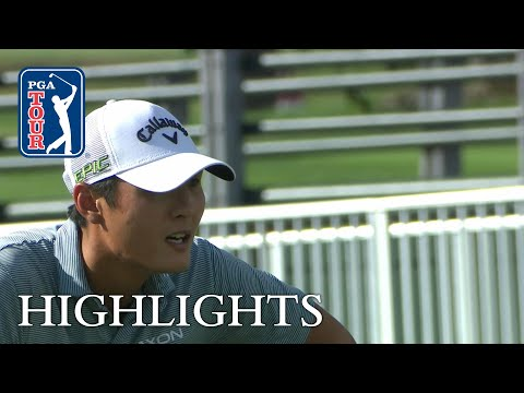 Danny Lee extended highlights   Round 1   The Greenbrier