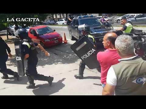 Detuvieron a Máximo Abraham, el sospechoso del crimen de los policías