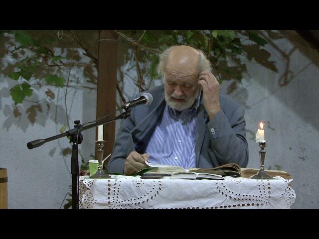 2021.10.05. Iványi Gábor - Bibliaóra - Megbékélés Háza Templom