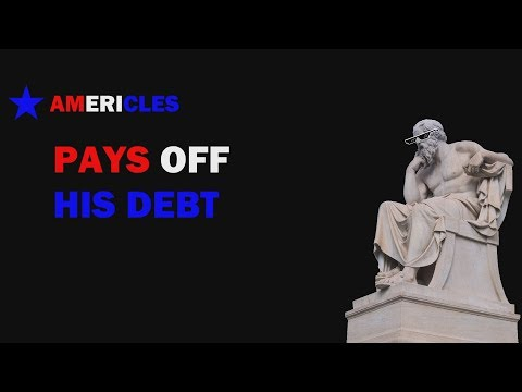 Americles Shoots, Stomps, and Torches His Student loans