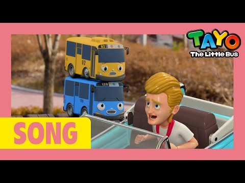 Tayo Opening Theme Song L Tayo's Toy Adventure! L Tayo The Little Bus