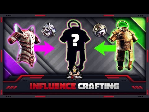 [PATH OF EXILE] – DOUBLE INFLUENCE CRAFTING EXPLAINED – HOW TO CRAFT GODLIKE ITEMS!