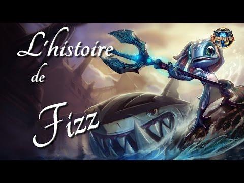 L'histoire de Fizz, Filou des mers - League of Legends