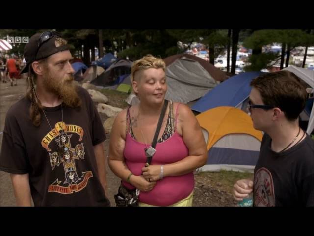 The World's Most Extreme Festivals, Gathering of the Juggalos