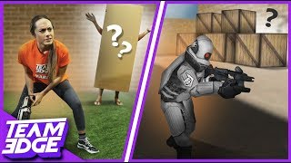 Prop Hunt In Real Life Challenge! | Witch It