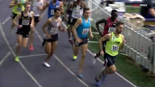 Yomif Kejelcha Monster Kick In Nike Oregon Project Debut-Men's Mile