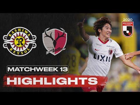 Kashiwa Kashima Goals And Highlights