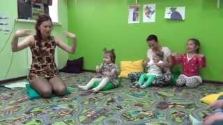 Английский язык с детьми 1.5 года в English Kids