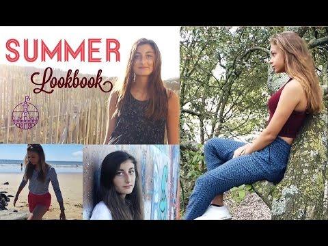 [LOOKBOOK] 6 tenues d'été with Louise !