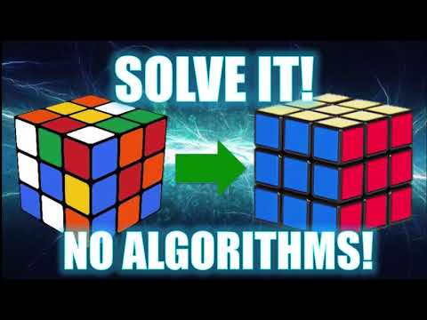 How to solve a rubik's cube | MarKhor Videos | rubik's