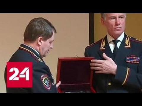 Замглавы МВД РФ встретился с экс-главой ГИБДД Виктором Ниловым