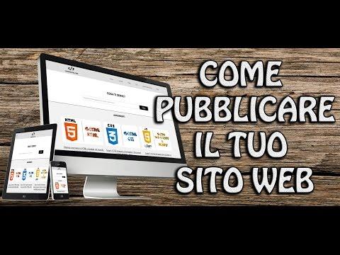 #PILLOLA - Come pubblicare un Sito Web con FileZilla (Hosting: Aruba, Hostgator) | FoglioDiStile.com