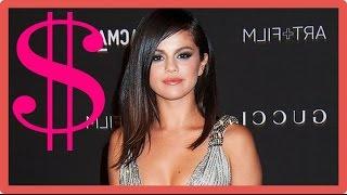 Selena gomez net worth 2018 -
