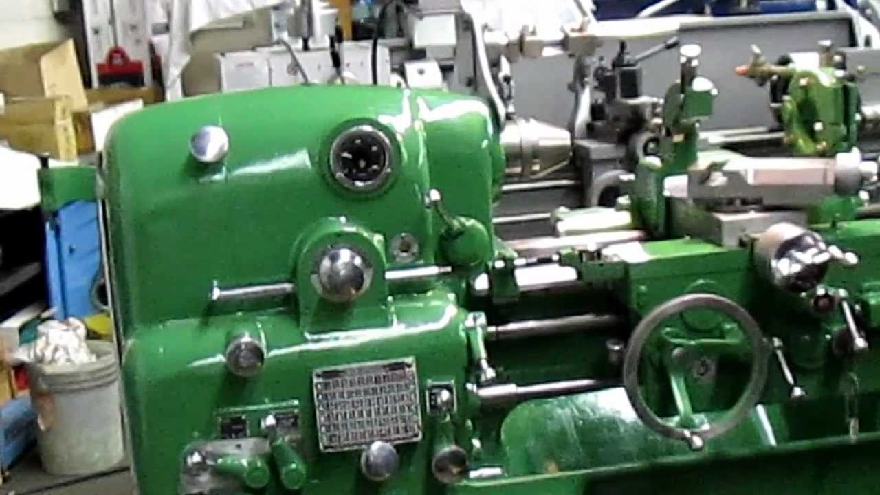 Monarch Lathe For Sale