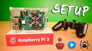New Raspberry Pi 3 Tutorial - How to Set Up for Gaming & Entertainment Projects