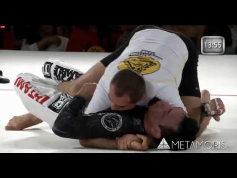 Metamoris 3 Royler Gracie vs Eddie Bravo