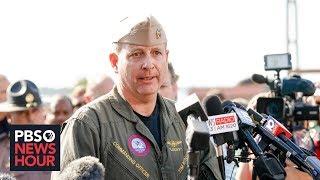 News Wrap: Gunman who killed 3 at Fla. air station was member of Saudi Air Force