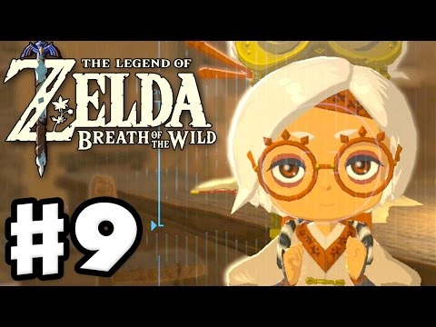 Hateno Ancient Tech Lab! - The Legend of Zelda: Breath of the Wild - Gameplay Part 9