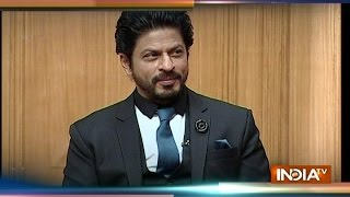 Shahrukh Khan - Aaj Ki Baat with Rajat Sharma | 15th April, 2016 (Part 1) - India TV