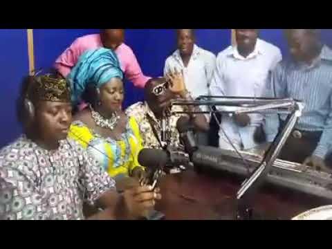 Gbenga Adeboye lives on. 2015 Tribute on radio Lagos