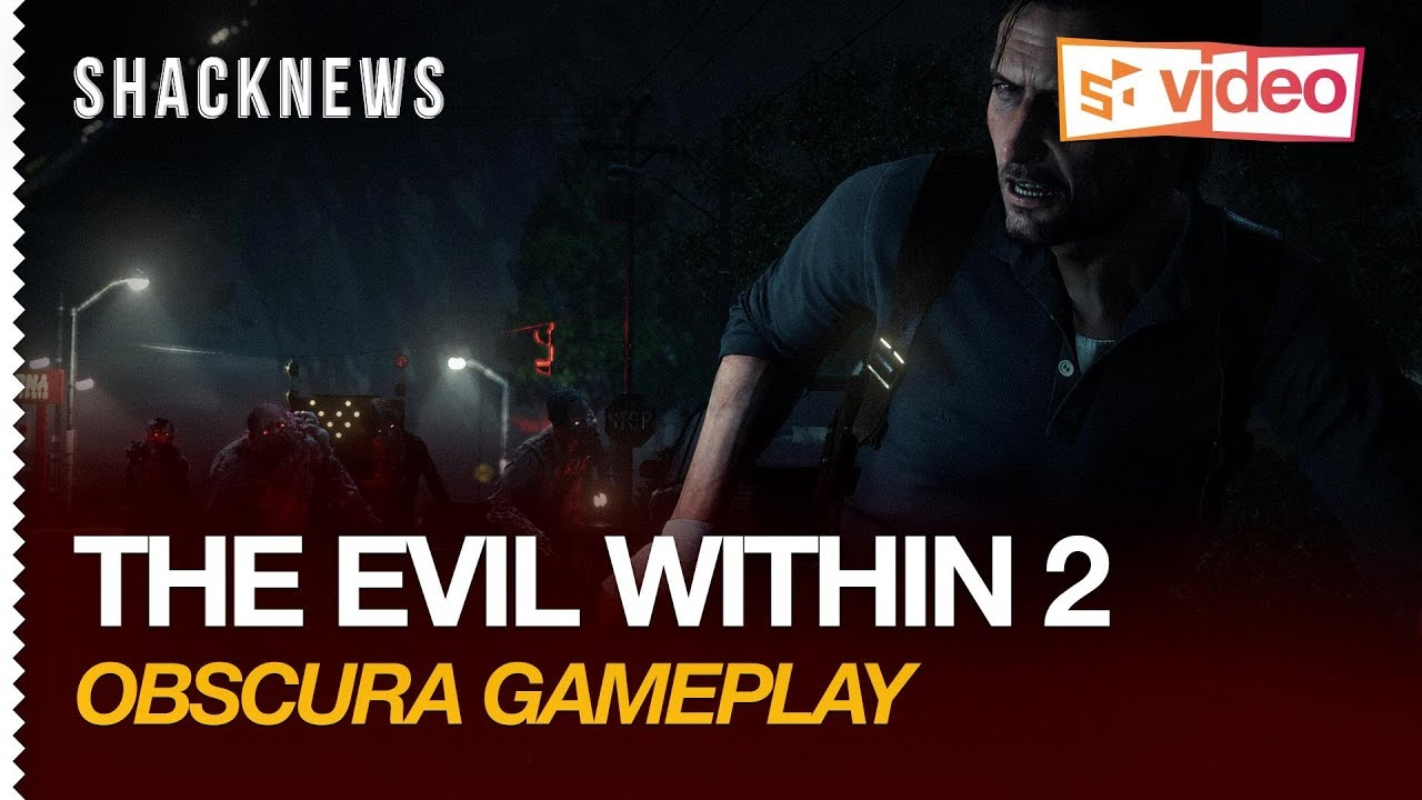 The Evil Within 2 Obscura