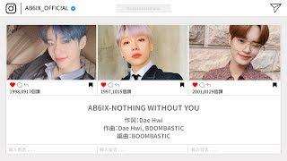 【認聲韓繁中字】AB6IX(에이비식스) - Nothing Without You