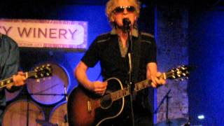 Watch Ian Hunter Central Park N West video