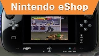 Nintendo eShop - Final Fight 3 on the Wii U Virtual Console