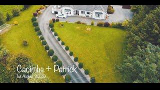 Caoimhe & Patrick Wedding
