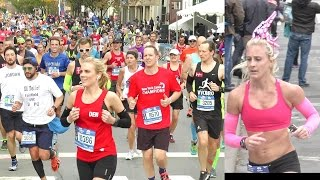 New York City Marathon 2015 unseen video.