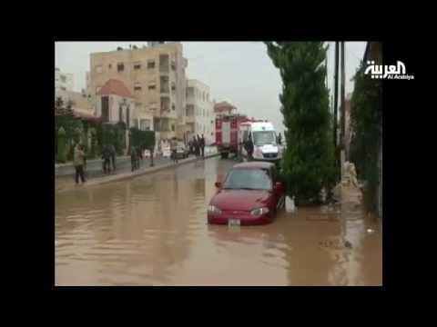 أحوال جوية عاصفة تشهدها مصر والعراق والأردن