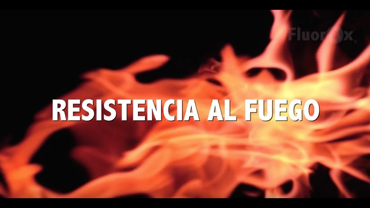 FluorOx® Lubricants PFPE Resistencia al Fuego.