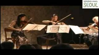 Ensemble Opus - Shinuh Lee : Quintet for clarinet and strings 1st and 2nd movement