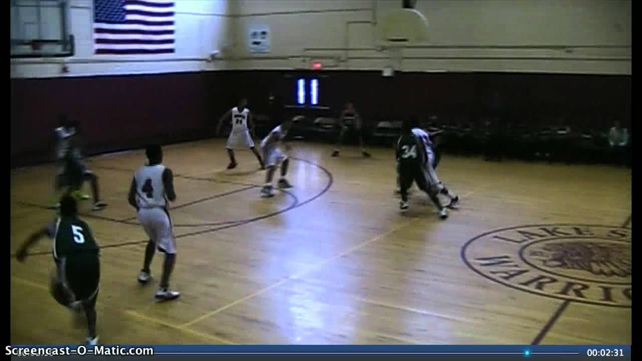 Lake Shore Middle Buzzer Beater Jacksonville Fl Youtube