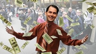Scott Walker; The Billionaire