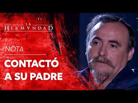 Contacto de Paul Vásquez con su padre y monstruo en Lago Colico   La Hermandad   21 de noviembre