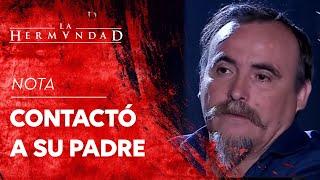 Contacto de Paul Vásquez con su padre y monstruo en Lago Colico | La Hermandad | 21 de noviembre