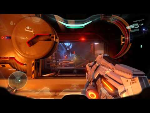 Halo 5 Campaign Mission 5 Unconfirmed Xbox One Walkthrough