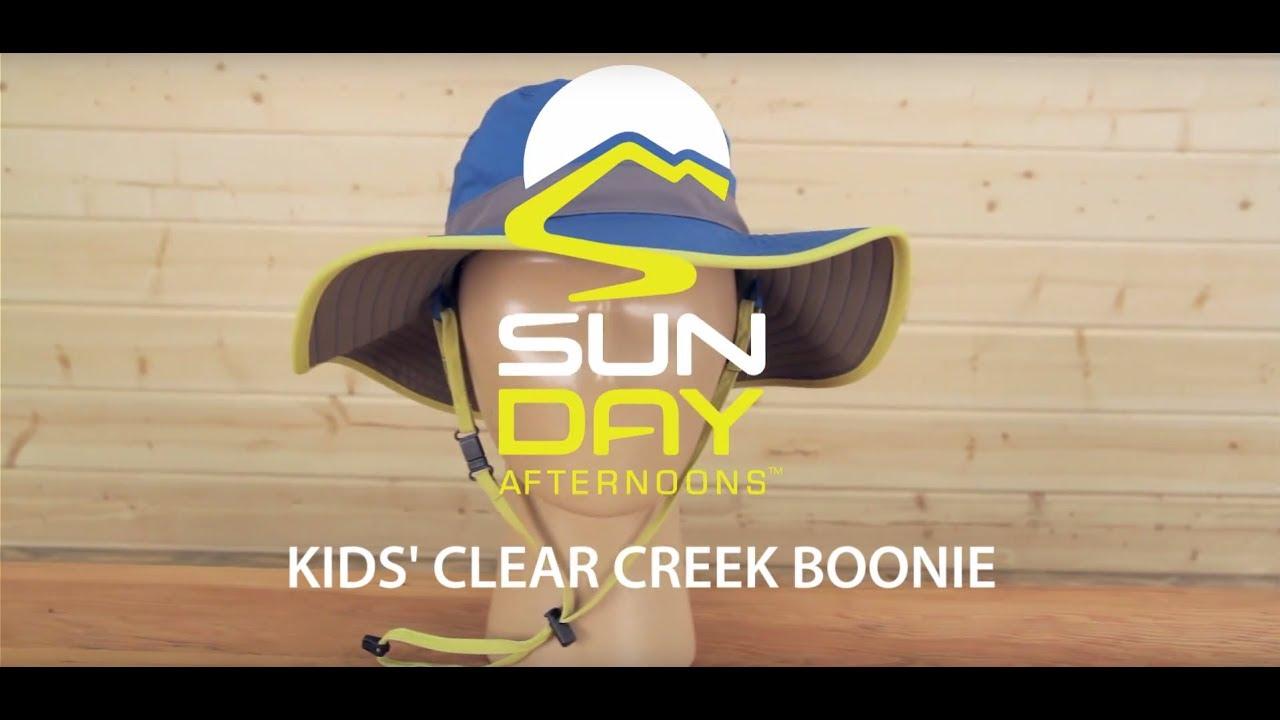 c0307130a Kids' Clear Creek Boonie