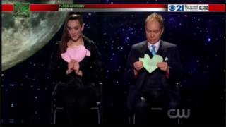 MAGIC - Kayla Drescher will RIP YOUR HEART APART - Penn and Teller Fool Us