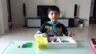 How to make Burj Khalifa using block toys