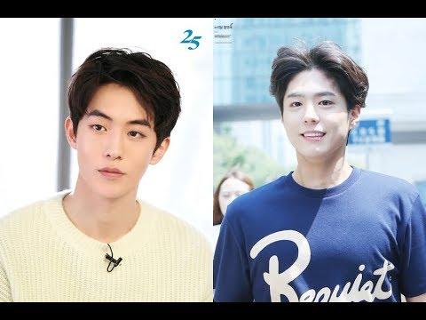 New Korean Hairstyles for Men 2018