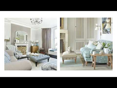 Perfect Duck Egg Colour Scheme For Comfortable Relaxing Room