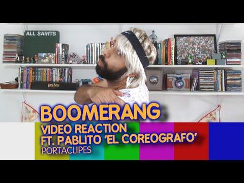 Comentando o clipe: Boomerang | Porta Clipes