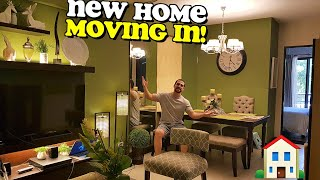 My Personal Life UPDATE: NEW Home MOVING IN! Coziest CONDO House Tour 🙏🏠