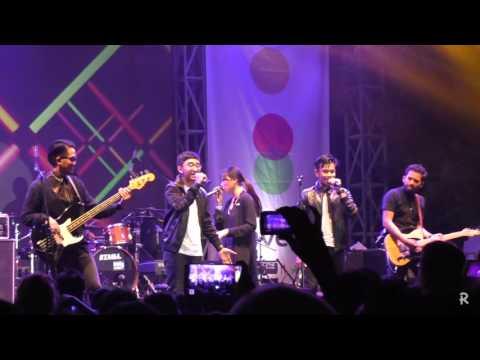 Isyana Sarasvati - The Way I Love You @ The 38th Jazz Goes To Campus 2015 [HD]