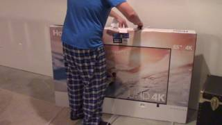 "Unboxing The Haier 65"" 4K UHD LED TV(65UF2505)"