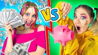 RICH vs BROKE student - Funny musical by La La Life